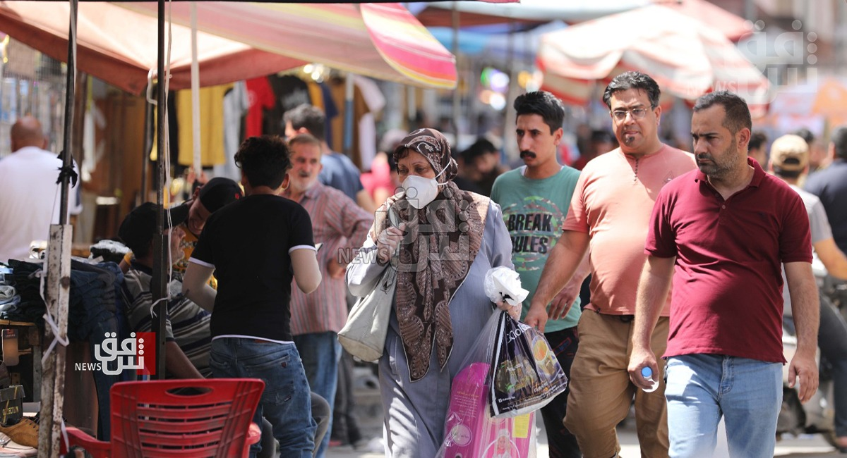 الصحة العراقية تعزو الارتفاع غير المسبوق لإصابات كورونا إلى الاحتفال بالعيد