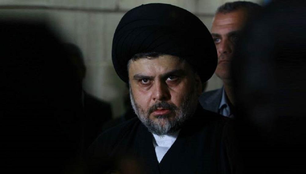 """الصدر يشكر """"الأخ الكاظمي"""": يجب وقف عمليات المقاومة ضد الأمريكيين"""