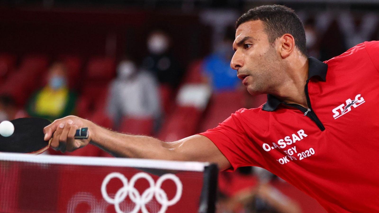 لاعب مصري يحقق إنجازاً تاريخياً في أولمبياد طوكيو