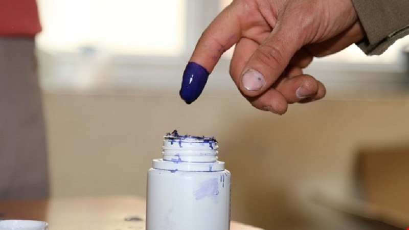 A third political party drops out from the Parliamentary elections