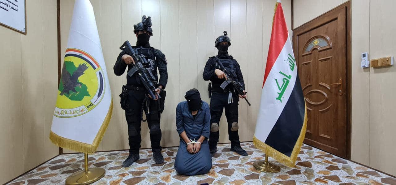 مكافحة الارهاب تظفر بصيد ثمين من عناصر داعش في مناطق مختلفة في العراق
