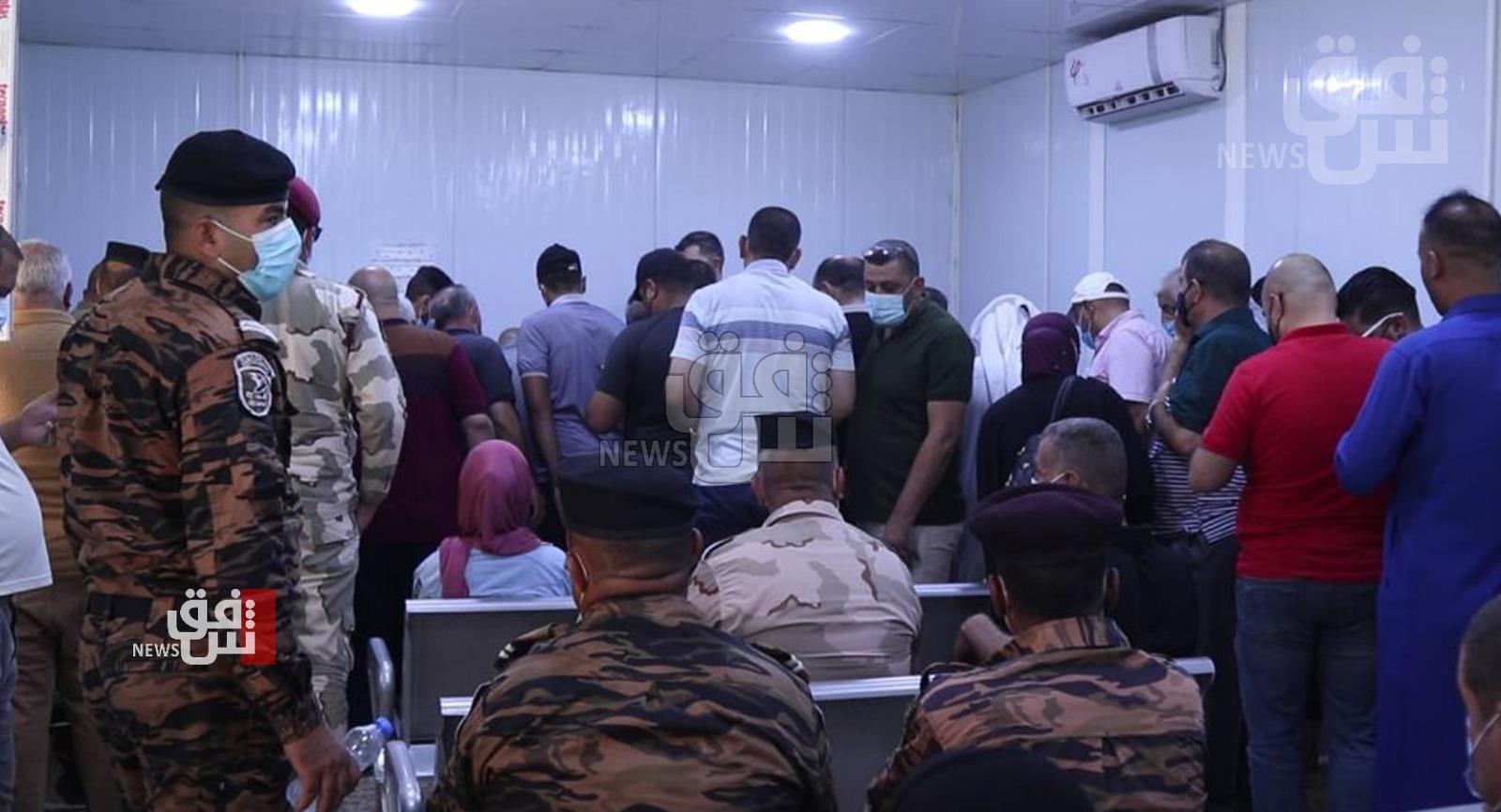 في الموصل.. الانفجار الوبائي يسبب زخماً على منافذ التلقيح
