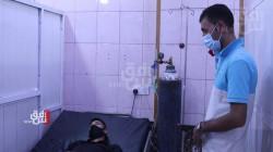 تراجع الاصابات وارتفاع الوفيات بكورونا العراق خلال 24 ساعة
