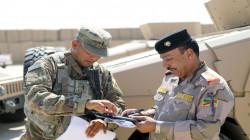 التحالف الدولي يسلم الجيش العراقي معدات وذخائر بقيمة 10 ملايين دولار