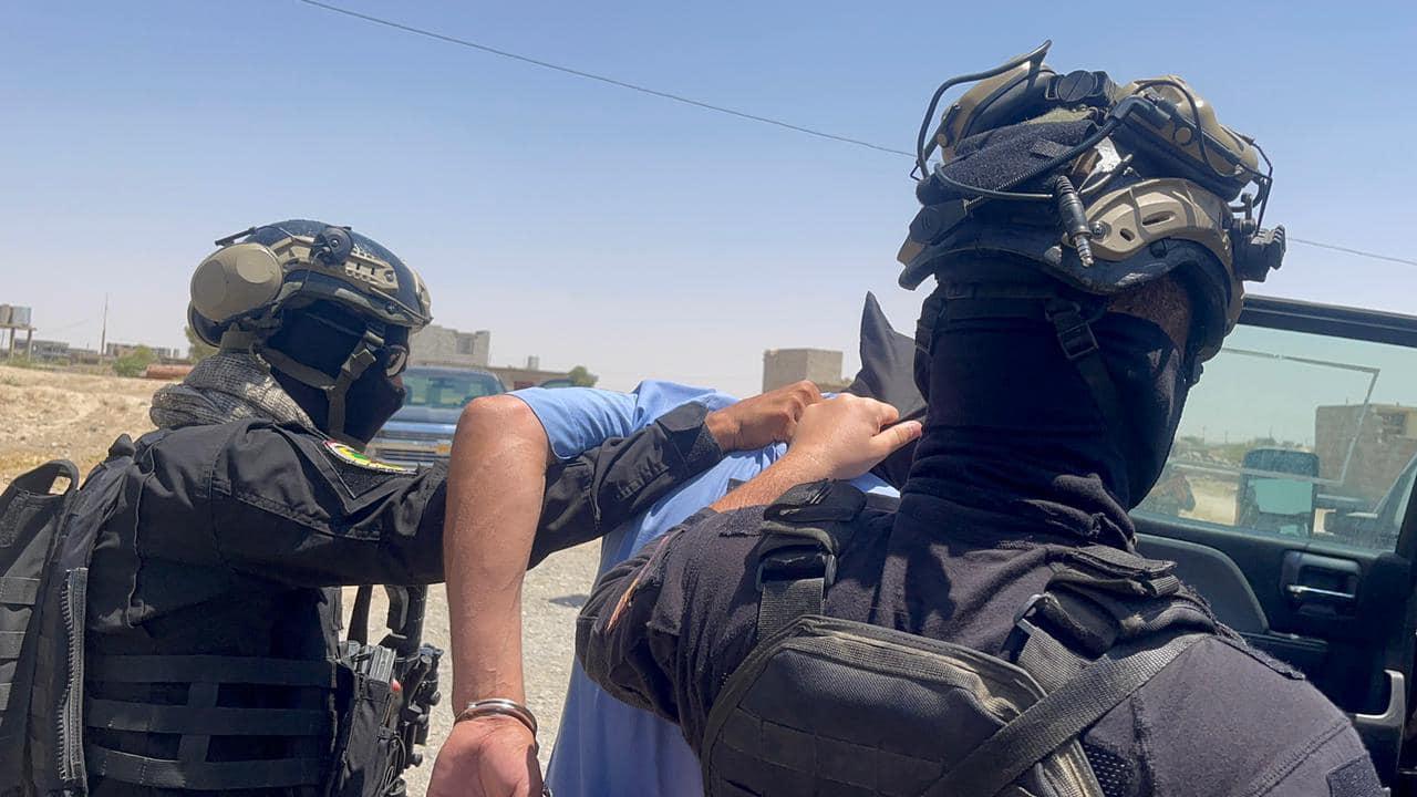 خلال اقل من يومين .. القوات العراقية وبالتعاون مع الآسايش تعتقل 20 إرهابيا