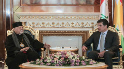 Kurdistan's President discusses the situation of the Armenian community with archbishop Asadourian