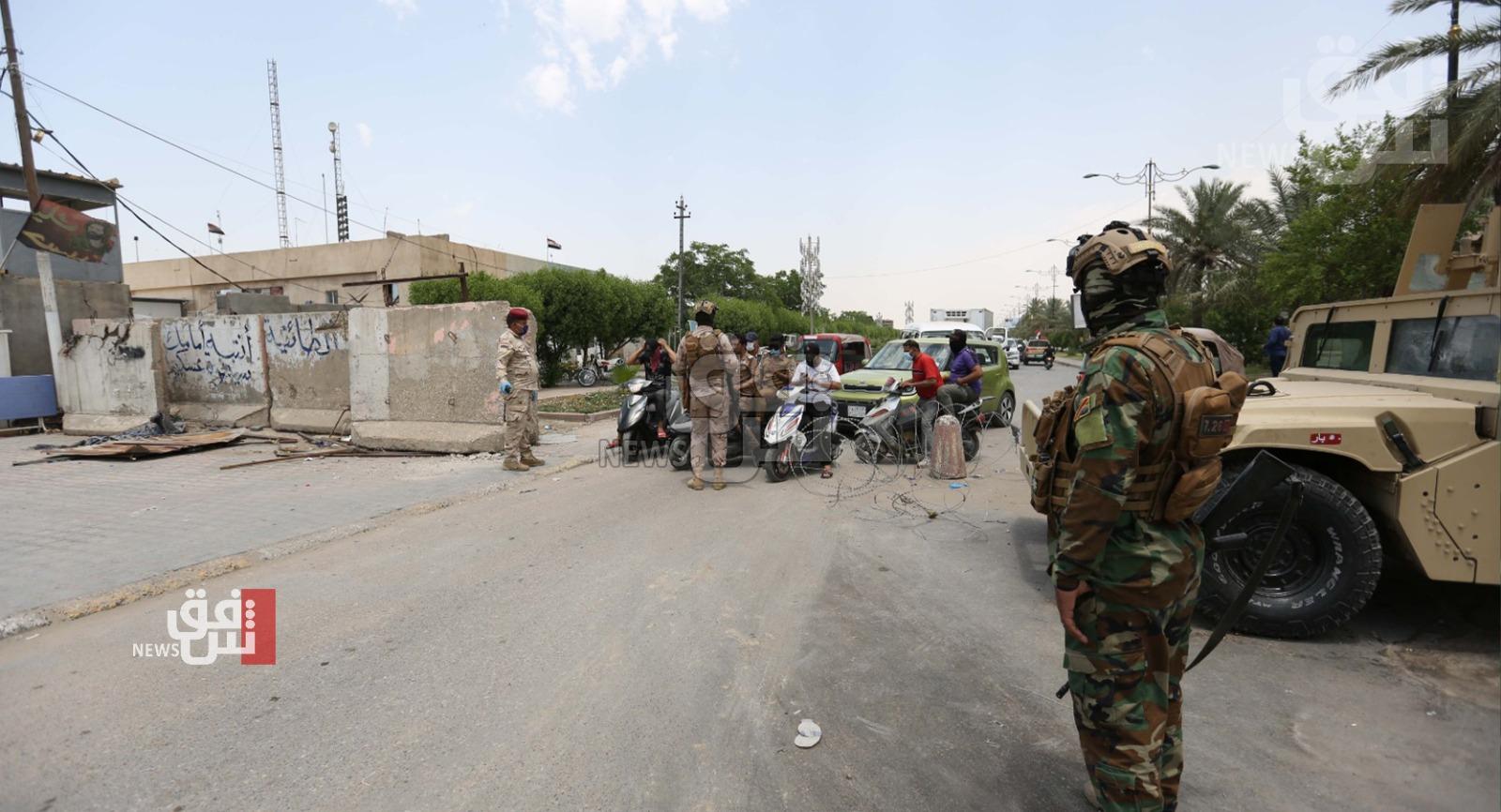 اقتتال عشائري عنيف جنوبي العراق يقطع طريقاً لزوار الاربعينية