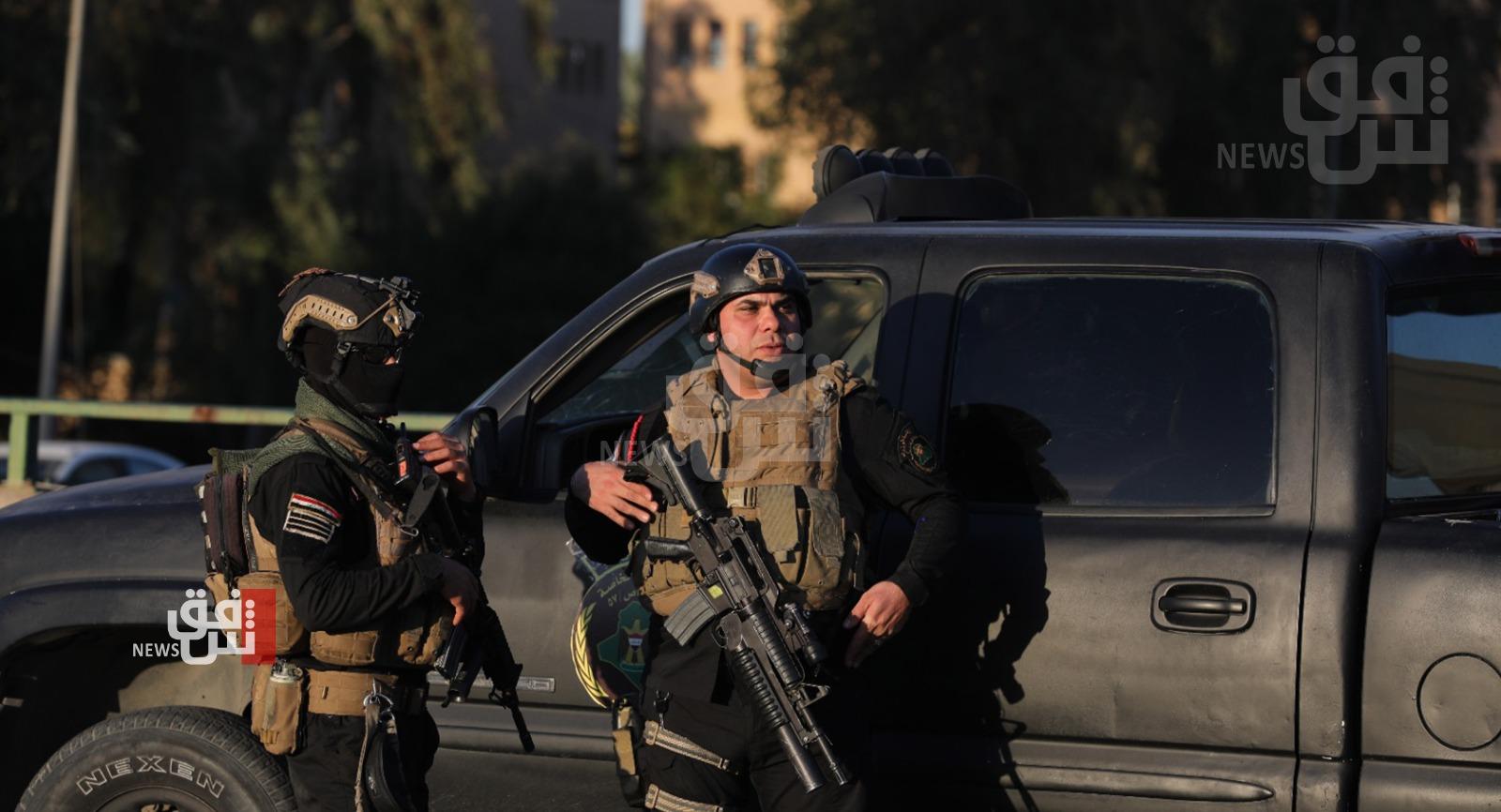 مقتل عنصري داعش والقبض على 7 آخرين في أنحاء العراق