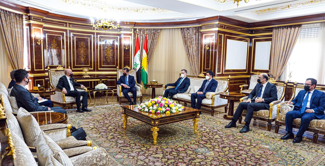 تركيا ترغب بزيادة التبادل التجاري مع العراق وإقليم كوردستان