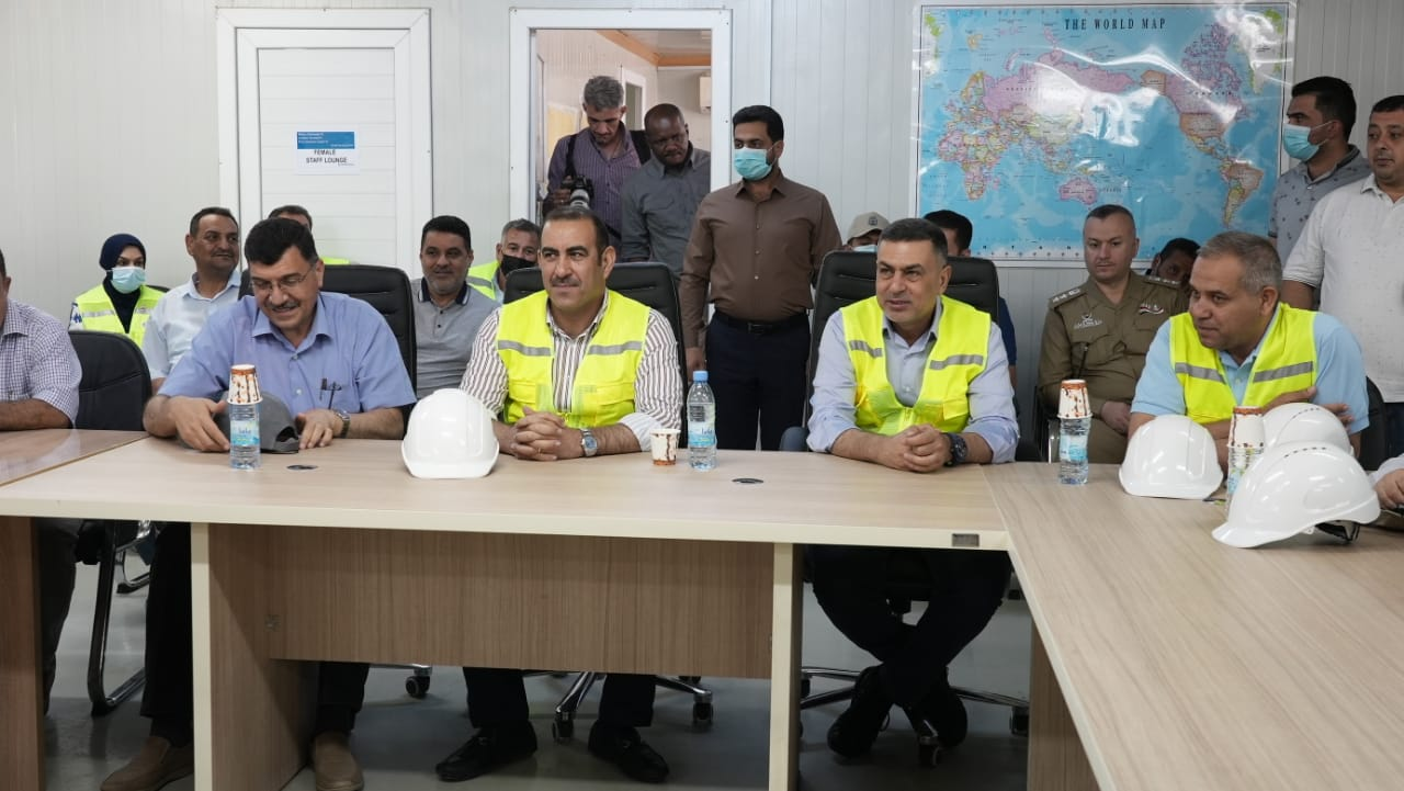 Minister of Planning: al-Faw Port will be the beginning of Iraq's economic renaissance