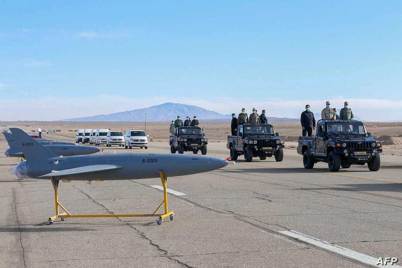 واشنطن تخطط لاستهداف الطائرات الإيرانية المسيرة