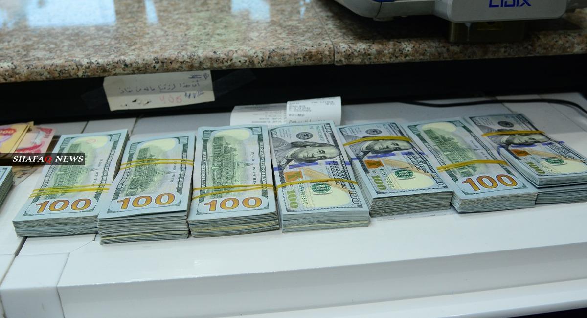 Dollar/Dinar rates drop in Baghdad 1627575514769