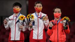 بحيلة سياسية.. الصين تعلن فوزها بأولمبياد طوكيو