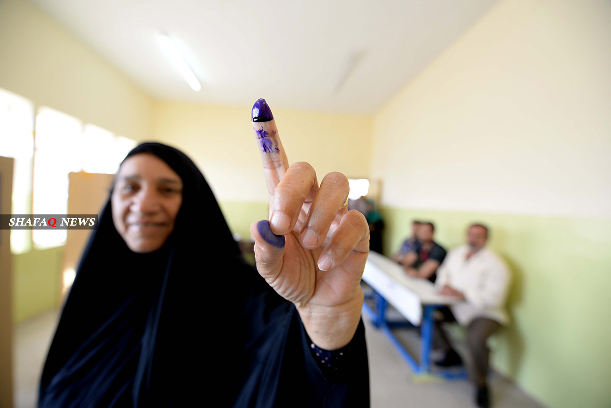 109 political parties, 21 alliances will run the Iraqi elections, Iraq's High Electoral Commission says