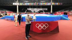 أولمبياد طوكيو يستعين بحكم عراقي للمصارعة