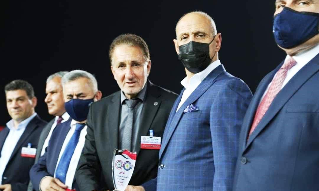 البرلمان العراقي: لا مانع قانوني او دستوري امام عدنان درجال لترأس اتحاد الكرة