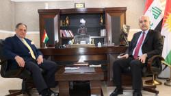 إقليم كوردستان يقرر مد أنبوب غاز لمحطة كهربائية تصل طاقتها الانتاجية لـ 1000 ميغاواط