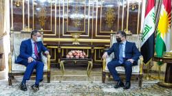 Outgoing EU ambassador to PM Barzani: EU is committed to supporting Kurdistan