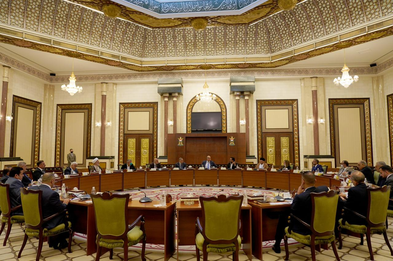 Iraqi political parties commend the Baghdad-Washington agreement 1627833837193