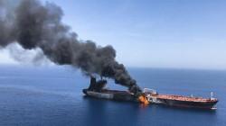 واشنطن تتعهد برد مناسب على طهران بعد الهجوم على ناقلة نفط قبالة سواحل عمان