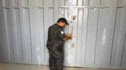 كوردستان.. إغلاق معامل للأدوية ومصادرة وإتلاف 20 طناً من السجائر الايرانية