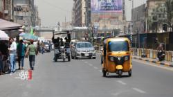 العراق على موعد مع انخفاض وارتفاع بدرجات الحرارة لتصل إلى 50 مئوية