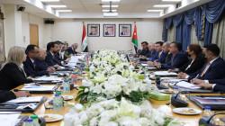 مباحثات عراقية اردنية لتعزيز الدبلوماسية البرلمانية وتوحيد المواقف