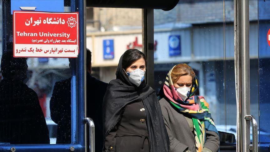 Iran's new coronavirus cases exceed 450,000 cases