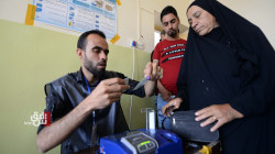 Diyala Electoral Office distributes 95% of the voter cards