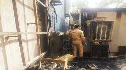 محافظة بغداد بشأن حريق دائرة التعويضات: لا أضرار في معاملات الضحايا