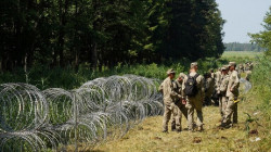 Five Iraqis expelled from Lithuania found injured in Belarus