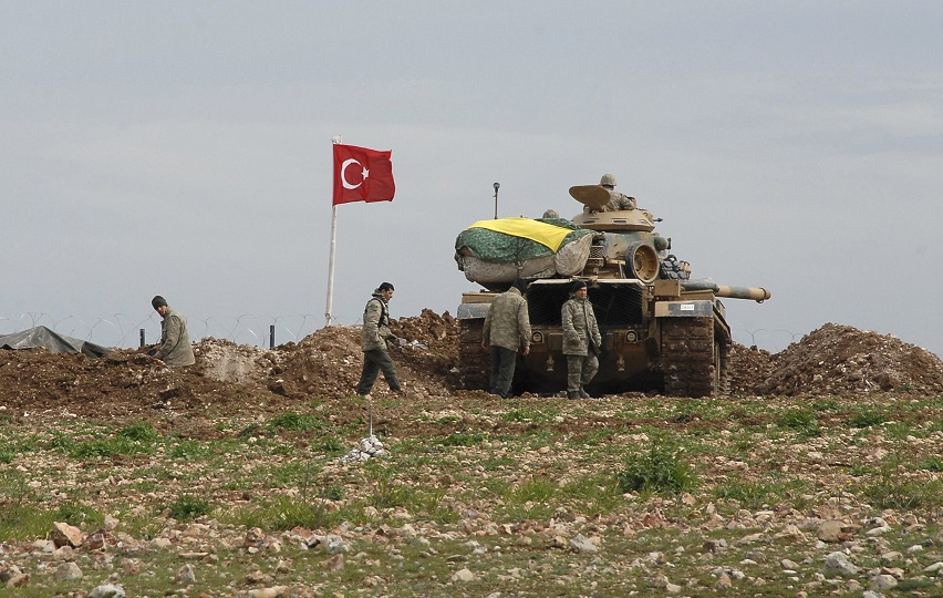 Six Turkish soldiers killed in clashes with the PKK north of Erbil