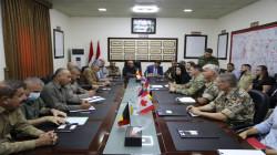 Kurdistan region Presidency affirms readiness to reorganize the Peshmerga ranks