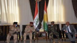 """وصفتها بـ""""العلامة الفارقة"""".. أمريكا تشيد بالتعاون العسكري بين بغداد وأربيل"""