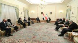 President Barzani discusses with Raisi the Iranian-Iraqi-Kurdish relations