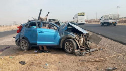 مصرع أُسرة كاملة من خمسة أفراد بحادث مروع في صلاح الدين