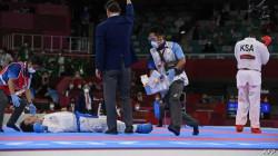 اولمبياد طوكيو.. لاعب سعودي يفوز بالنزال على نظيره الإيراني ويخسر الذهب