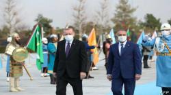 """حسين يسلّم أردوغان دعوة من الكاظمي لحضور """"قمة بغداد"""""""