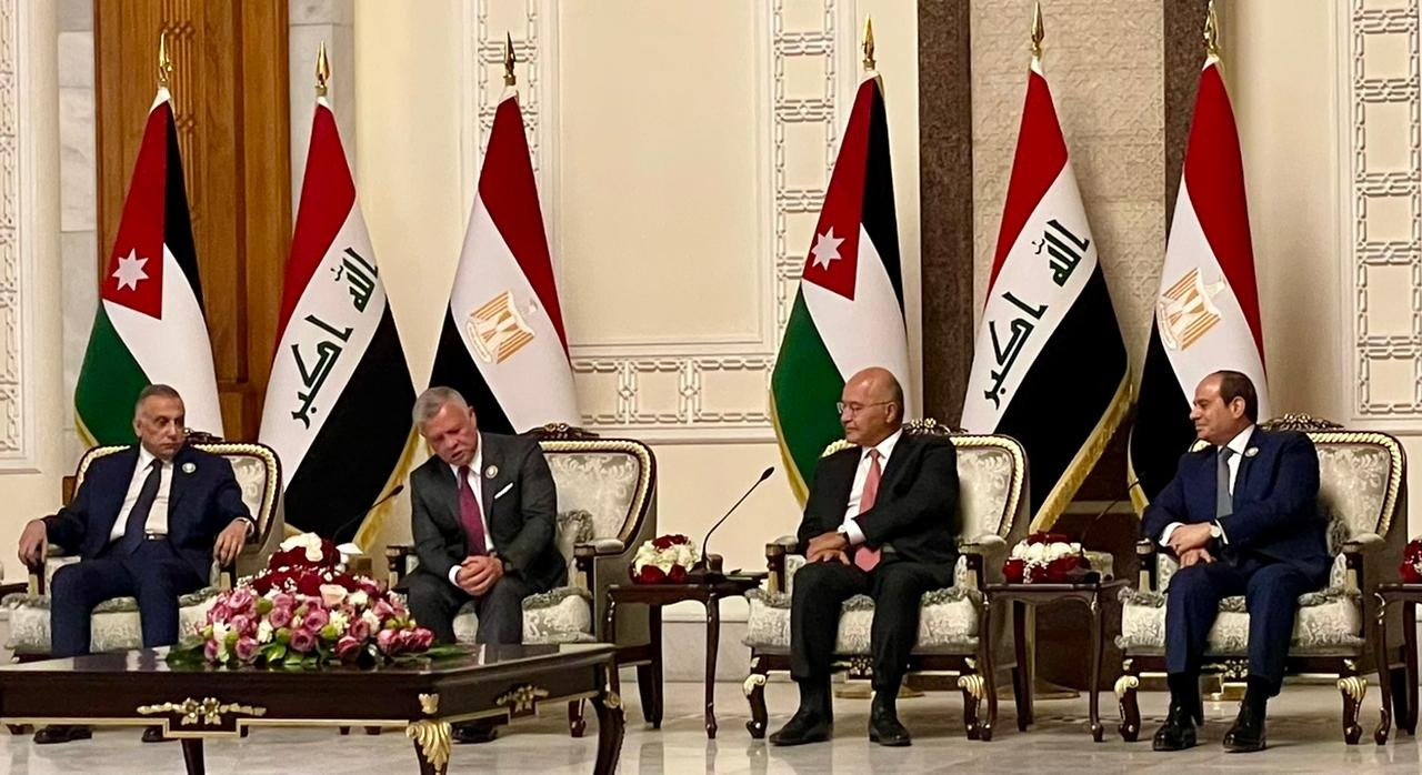 A source reveals - Iraq will sponsor direct talks between Iran and America at the Baghdad summit