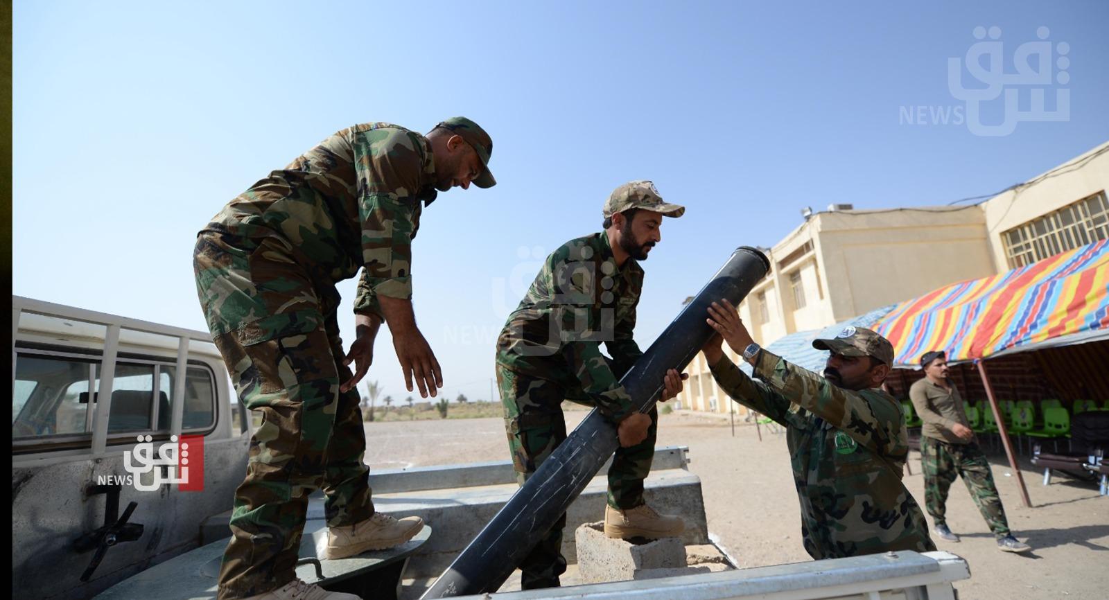 ISIS kills a PMF member in Saladin