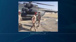 بعد هجمات داعش .. وفد عسكري رفيع  يصل إلى نينوى
