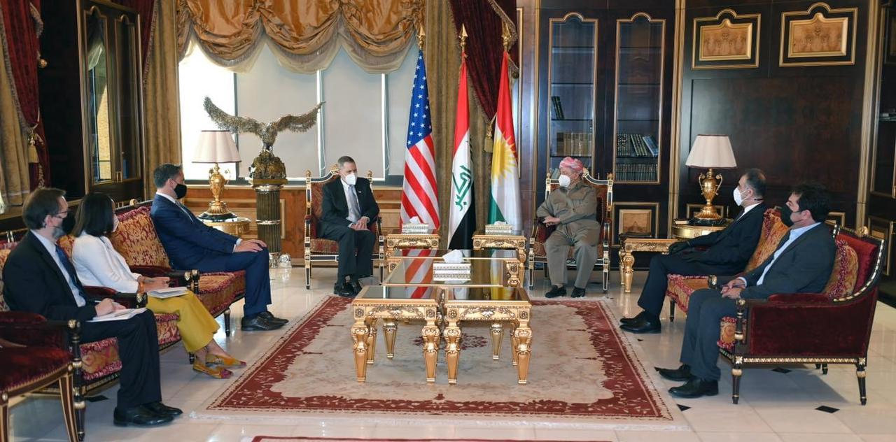 US Ambassador to Iraq praises the culture of coexistence and tolerance in Kurdistan