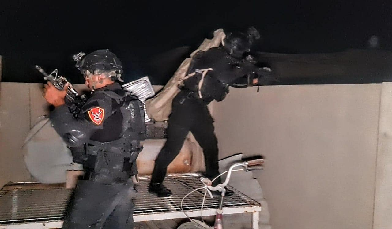 Prominent terrorist arrested in Nineveh
