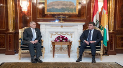 Kurdistan Region President meets with US Ambassador