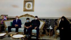 الكاظمي من منزل مدير بلدية كربلاء: سنكون أكثر شدة مع المتجاوزين