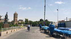Protesting water outage, demonstrations block a main road in Erbil