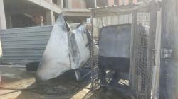 احتراق خمسة أشخاص بحادث في أربيل