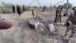 تفجير خطوط كهرباء تجهز مشروع ماء الكرخ في بغداد بالطاقة