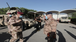 انطلاق عملية أمنية واسعة شمالي العاصمة بغداد