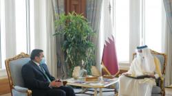 أمير قطر يعلن دعمه الكامل لقمة بغداد